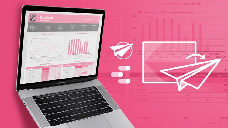 Data Analytics with Google Data Studio