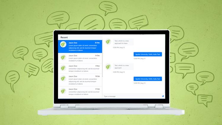 نظام محادثة Chat System Coupon