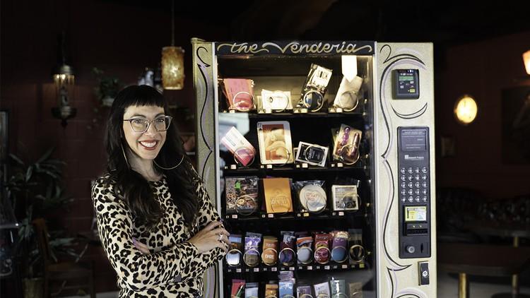 Creative Vending Revolution