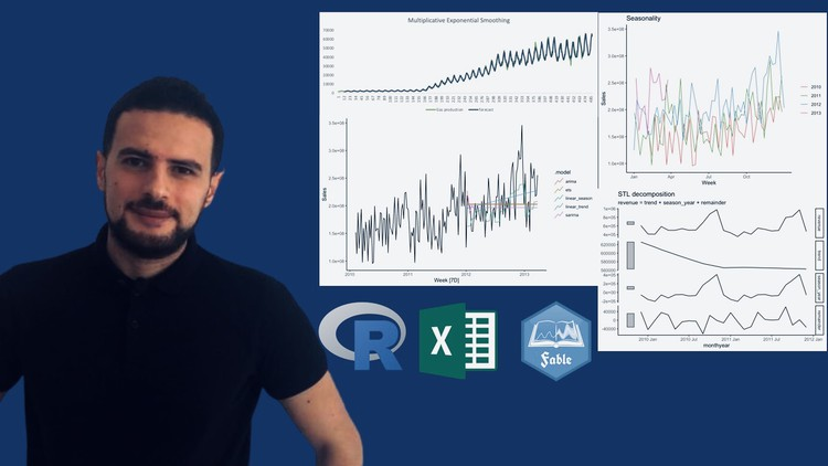 A Deep Dive into Statistical Forecasting(Excel & R)