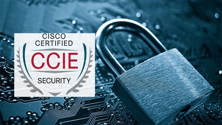 Cisco : CCIE Security Written Certification Exam 2021 Coupon