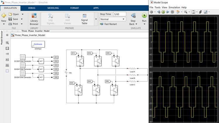 MATLAB/Simulink para Electrónica de Potencia Coupon