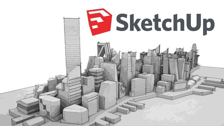 Sketchup Course(Essential Basics-Intermediate stage)