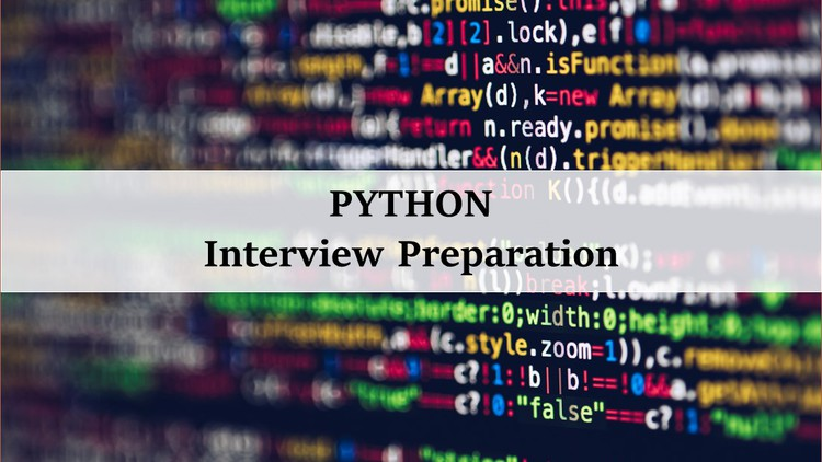 Practice Tests Python – Ace your Python Interview