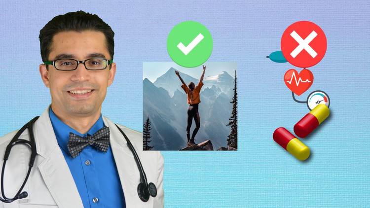 Treat Blood Pressure Naturally | Know more than your Doctor!