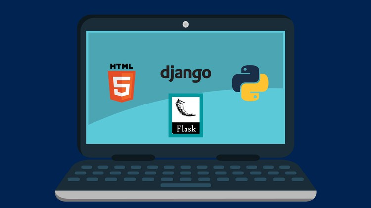 HTML 5,Python,Flask Framework All In One Complete Course Coupon