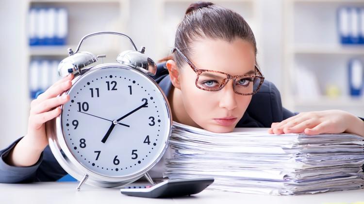 사람의 수준을 높이는 완전한 시간 관리 과정. Coupon