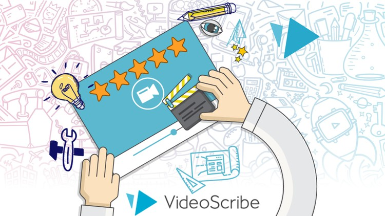 Videoscribe Whiteboard Animations : MasterClass With Project