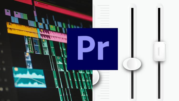 Adobe Premiere Pro Audio Editing A Masterclass Coupon