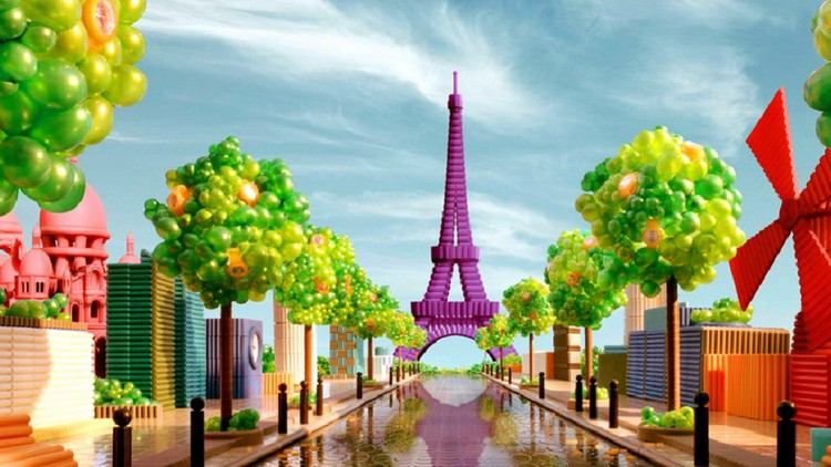 French Course - a dynamic, pleasant, and efficient course.-