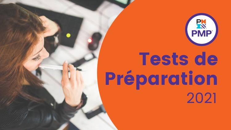Tests de préparation à l'examen PMP 2021 Coupon