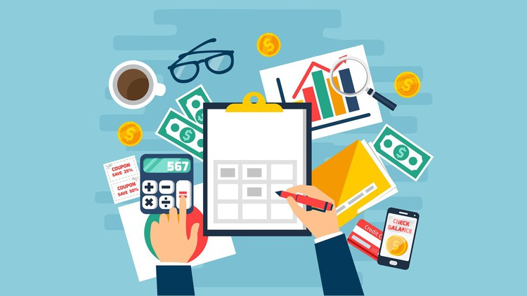 Bookkeeping & Accounting Masterclass – Beginner to Advanced