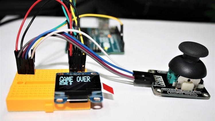 Aprende a hacer tu primer videojuego con Arduino Coupon