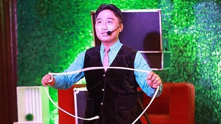 Magic Tricks For Stage, Comedy, and Kids Entertainment Vol 2