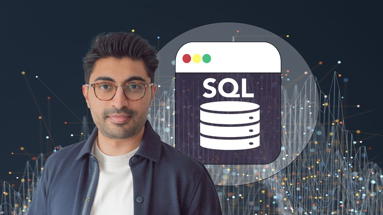 The Comprehensive SQL Course 2021 Coupon