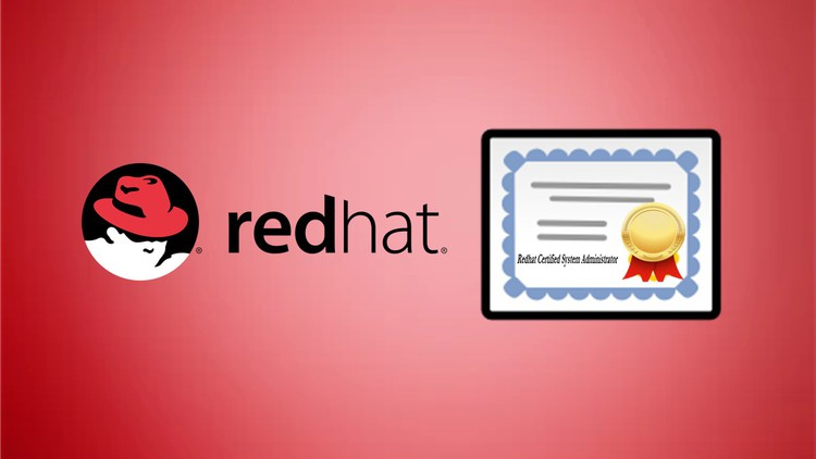 Linux Redhat Certified System Administrator (RHCSA 8) Coupon