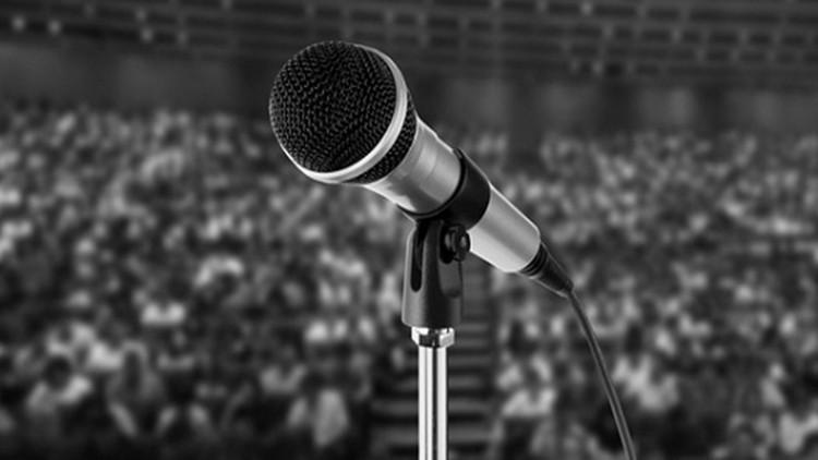 Public Speaking – It's Your Turn to Speak