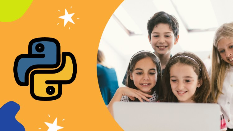 Python for Kids – Age 11 to 13