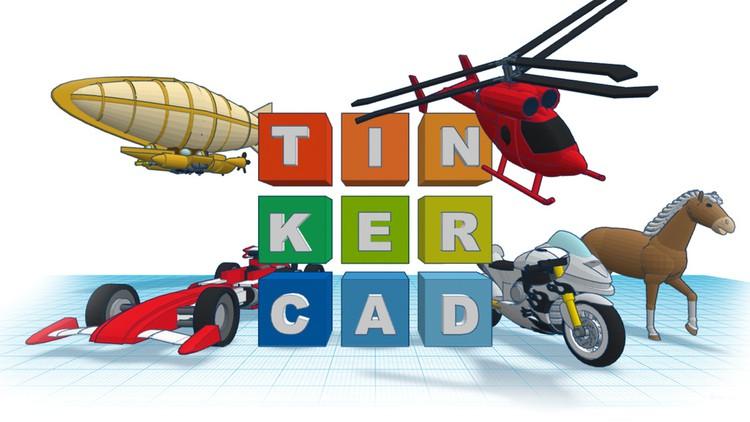 Tinkercad ile 3 Boyutlu Tasarım Yapmayı Öğreniyorum Coupon