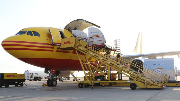 Logistics by Aviation in Import Export & Supply Chain