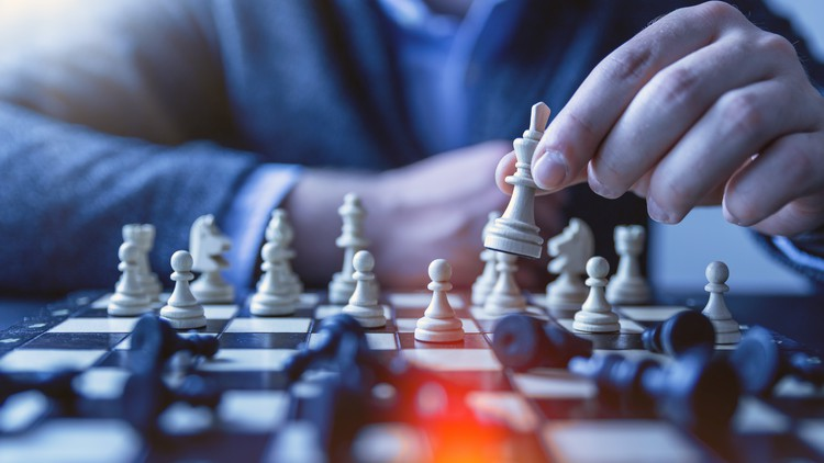 Chess for Beginners - Learn Chess Strategy From Scratch Coupon