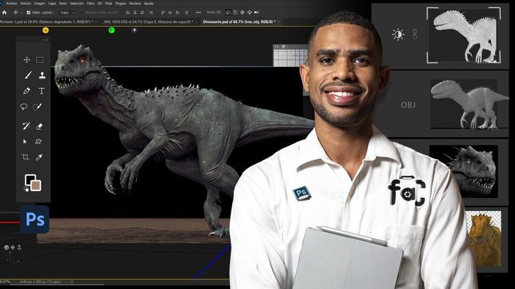 Photoshop para la animación, el video y el 3D Coupon