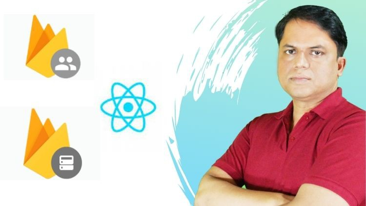 React Firebase Course – Auth Realtime Database Hosting