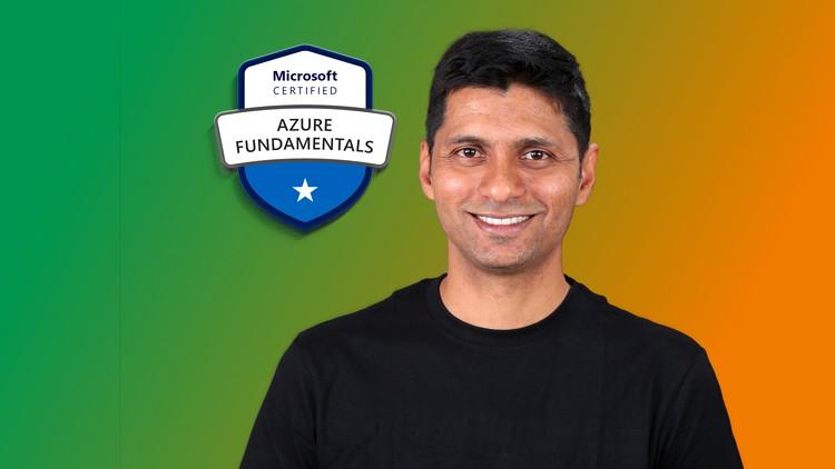 Azure Certification – AZ-900 – Microsoft Azure Fundamentals