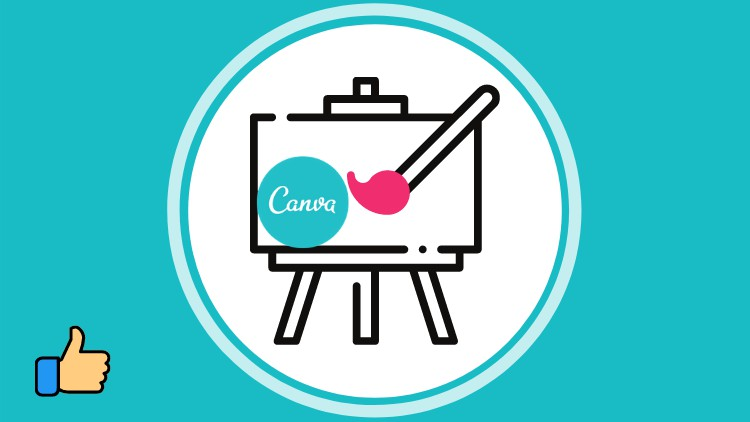 Canva 2021 – Latest Course by Best Seller (Version 3)