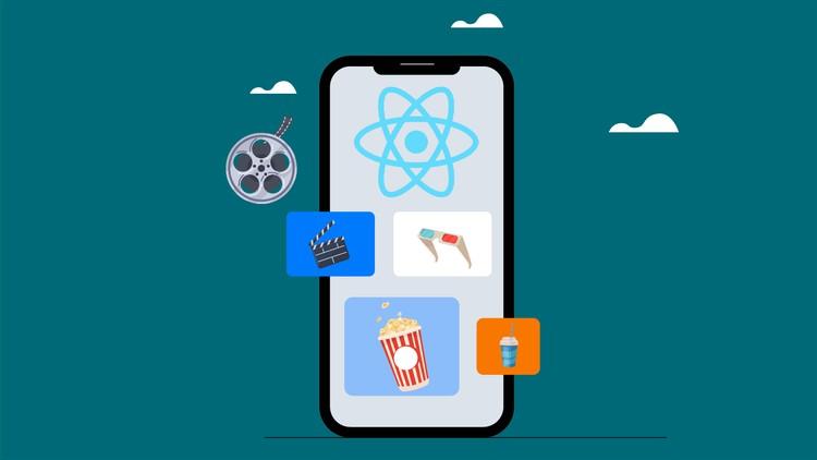 React Native دورة عملية للمبتدئين في انشاء تطبيقات الهاتف Coupon