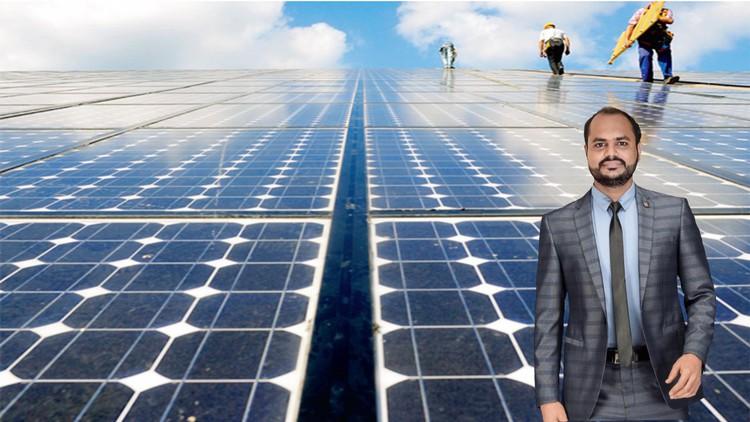 Design Case Study of 200KW On-Grid Solar Power Plant -Part 1