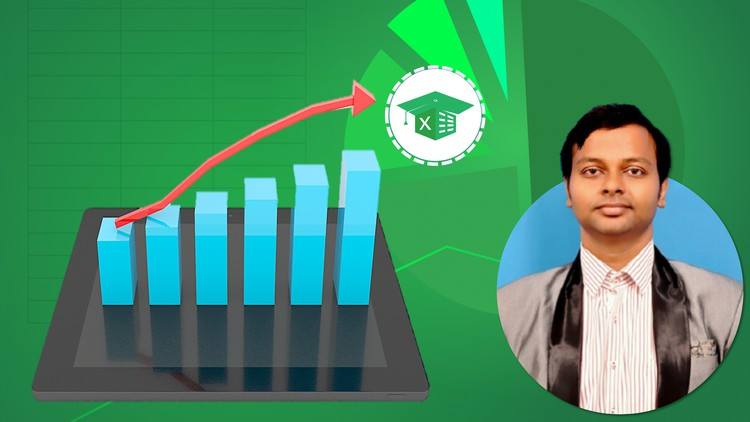 Excel Microsoft Excel – 5 Levels Mastery Course 19+ hours