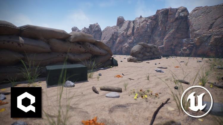Unreal Engine 5: Beginner's Course