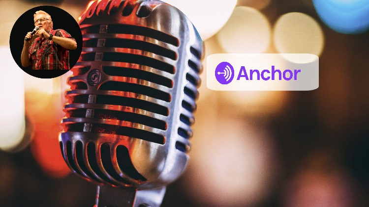 Anchor Podcasting Masterclass: Say it with Anchor by Spotify Coupon
