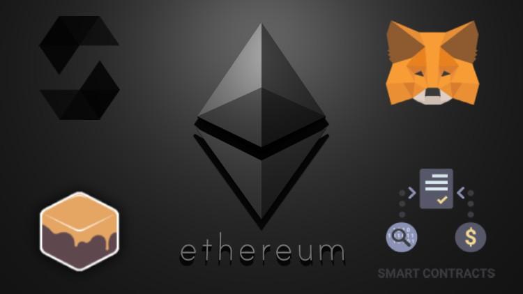 Ethereum Blockchain Development: Smart Contracts + dApp