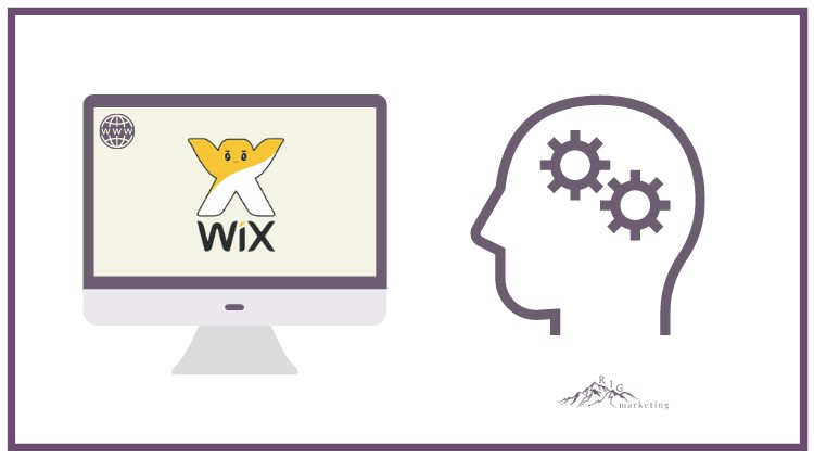Learn how to build your own website using Wix!