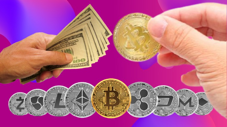 Cryptocurrency Tradings And Secrets   The Beginners Bootcamp Coupon