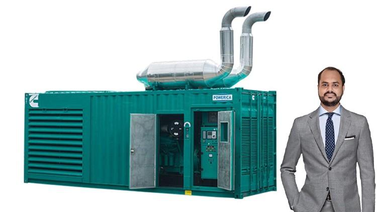 Introduction to Diesel Generator System (DG Set)