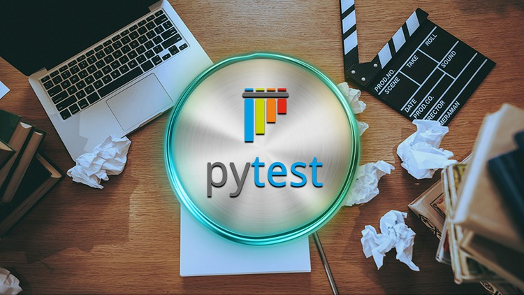 The Complete Automation PyTest Course for 2021 Coupon