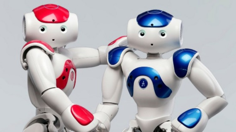 Humanoid Robot Animation Coupon