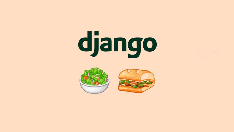 Django   Build an Amazing Recipes Website