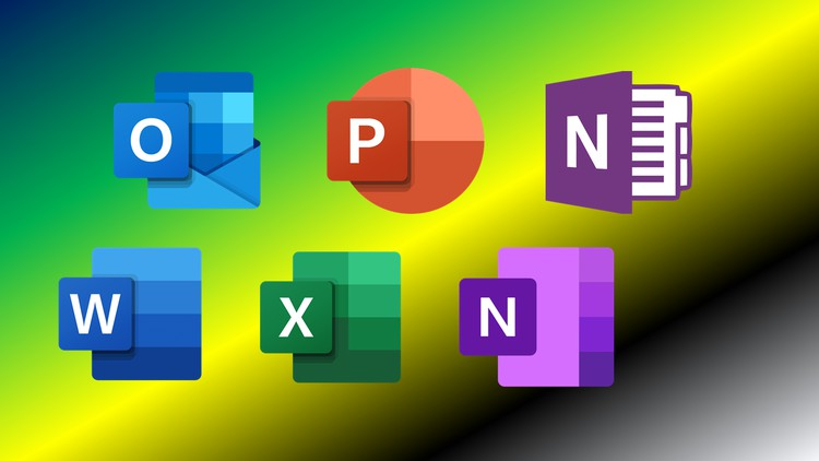 Microsoft Office (5 in 1):Word-Excel-PowerPt-Outlook-OneNote Coupon
