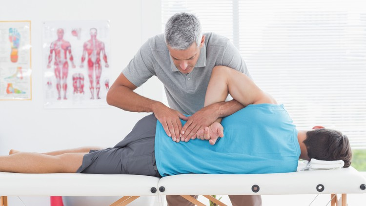 Sports Massage: Positional Release Certificate Course