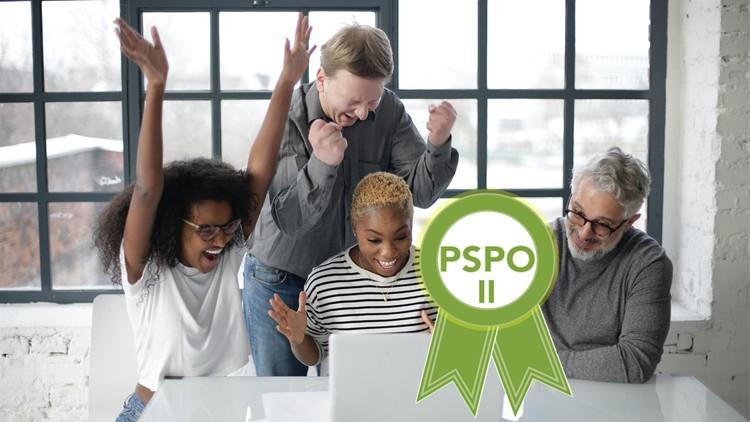 PSPO II Professional Scrum Product Owner II Practice Tests