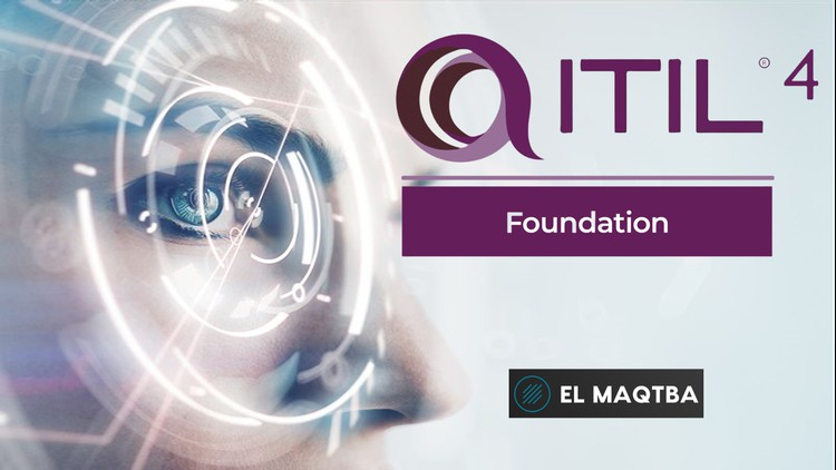ITIL 4 Foundation Certification Exam Training Coupon