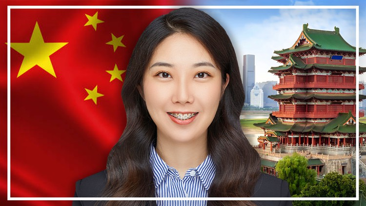 Complete Chinese Course: Learn Mandarin for Beginners