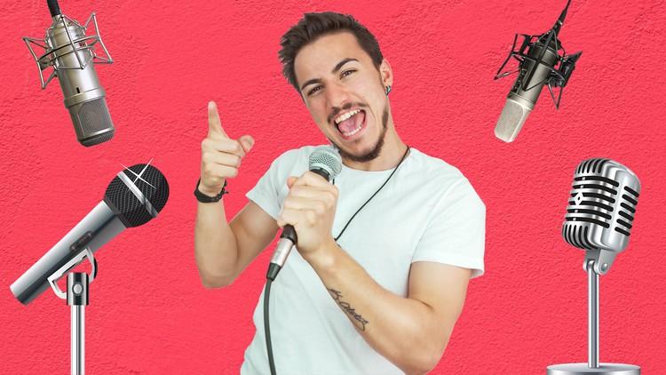 Şan Dersi - Ses Eğitimi | Vokalist olma yolunda her şey ! Coupon