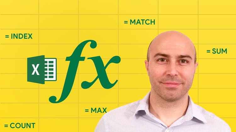 Excel Formulas Made Easy – Learn more than 100 Formulas