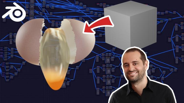 Vector Displacement in Blender