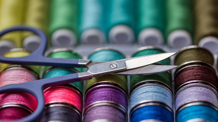How to sew without a sewing machine / How to join 2 clothes